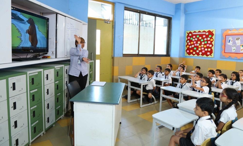 AV Classroom